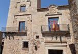 Hôtel Cáceres - Parador de Caceres-1