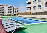 Location vacances Murcie - Hermoso piso cerca a la playa con piscina-1