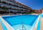 Hôtel Santa Úrsula - Apartamentos Pez Azul-1