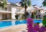 Location vacances Kemer - Atalos residence flat with 3 bedroom-2