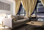 Location vacances  Botswana - Tullow Apartments-4