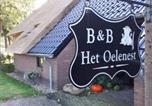 Hôtel Ooststellingwerf - Bed en Breakfast Het Oelenest-1