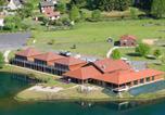 Location vacances Giou-de-Mamou - Le Lac des Graves - Woonwagen-4