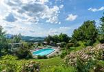 Location vacances  Province de Pesaro et Urbino - Beautiful Holiday home near Cagli with swimming pool-4