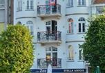 Hôtel Coxyde - Hotel Aan Zee-1