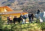 Location vacances Ronzo-Chienis - Fabulous Cottage in Arco near Lake-2