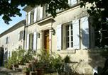 Hôtel Beurlay - Chambres d'Hôtes - Les Bujours-1