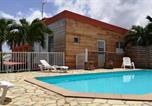 Hôtel Martinique - Les plages de Macabou-1