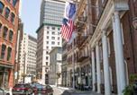 Hôtel Warwick - Hampton Inn & Suites Providence Downtown-2