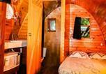 Camping Brésil - Chalézinho Com Preço Camping-2