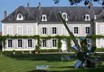 Hôtel Lindry - Chateau De La Resle - Design Hotels-1