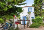Location vacances Alcobaça - House with one bedroom in Nazare with shared pool enclosed garden and Wifi 7 km from the beach-1