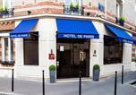 Hôtel Hauts-de-Seine - Hotel De Paris-3