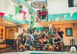Hôtel Mexique - Flor do Caribe Hostel-2