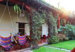 Hôtel Antigua Guatemala - Three Monkeys Hostel-4