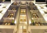 Hôtel Tirana - Lot Boutique Hotel-1
