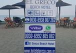 Hôtel Kateríni - El Greco Beach Hotel-2