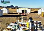 Camping  Acceptant les animaux Maroc - Sahara Luxury Camp-1