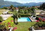 Location vacances Porto Valtravaglia - Locazione turistica Maison Rose-2