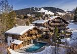 Hôtel 5 étoiles Essert-Romand - Les Chalets du Mont d'Arbois Megeve, a Four Seasons Hotel-1