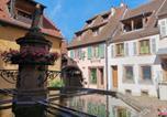 Location vacances Issenheim - Gite A L'Ancienne Auberge-1
