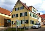Location vacances Göppingen - Apartment Sunhouse in Auendorf - Bad Ditzenbach-1