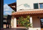 Location vacances  Province de Lucques - Appartamento Il Riccio in Versilia-3