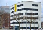 Hôtel Duisburg - B&B Hotel Duisburg-3
