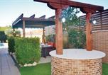 Location vacances Vilassar de Mar - Holiday home Cabrera de Mar 21 with Outdoor Swimmingpool-3