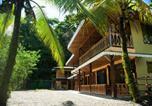 Hôtel Puerto Viejo - Hotel Sunshine Caribe-4
