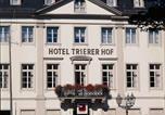 Hôtel Coblence et la forteresse d'Ehrenbreitstein - Trierer Hof