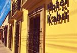 Hôtel Oaxaca - Hotel Kabii-1