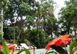 Hôtel Foz do Iguaçu - Wm House B&B-1