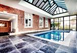 Location vacances Beauraing - Luxurious Mansion in Houyet with Sauna-4