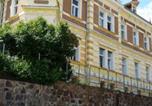 Location vacances Teplice - Pension Villa Astoria-1