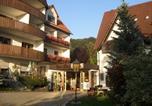 Hôtel Schnaittach - Landidyll Hotel Zum Alten Schloss-1