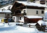 Location vacances Aiguilles - Chalet les Ombrettes-1
