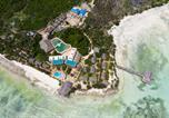 Hôtel Jambiani - Reef & Beach Resort-4