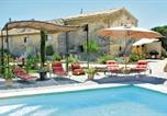 Location vacances Beaumes-de-Venise - Apartment Chemin de Beaume á Mazan-3
