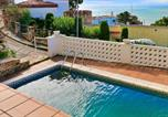 Location vacances Blanes - Amazing home in Blanes w/ Wifi, Outdoor swimming pool and 4 Bedrooms-2