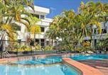 Location vacances Alexandra Headland - Headland Gardens Holiday Apartments-1