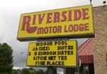 Hôtel Pigeon Forge - Riverside Motor Lodge - Pigeon Forge-4