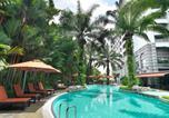 Hôtel Sepang - Sama Sama Hotel Klia-3