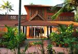 Hôtel Trivandrum - Beach and Lake Ayurvedic Resort