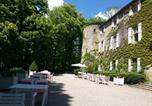 Hôtel 4 étoiles Rodez - Chateau d'Ayres - Hôtels et Préférence-1