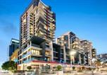 Location vacances Footscray - 1008n Docklands 2 Bed Free Wifi #-4