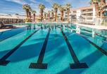 Location vacances St George - Lp 1613 Main Level Newly Remodeled Poolside Palms Retreat-2