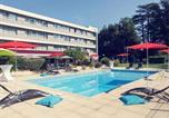 Hôtel Aubazine - Mercure Brive-1