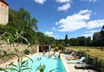 Location vacances Salviac - Gîte et Chambres d'hôtes Les Terrasses de Gaumier-3
