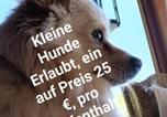 Location vacances Hosingen - Ferienhaus Hoffmann mit Hund-2